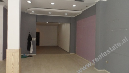 Three storey building for rent in Myslym Shyri Street in Tirana.