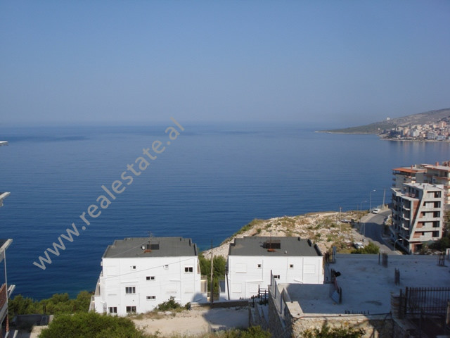 Land for sale in Saranda, Albania. The land is overlooking the sea and Saranda city and is lo
