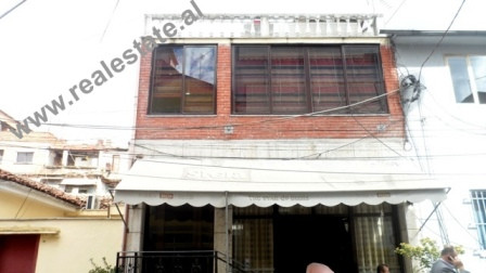 Business building for rent close to Durresit Street in Tirana.