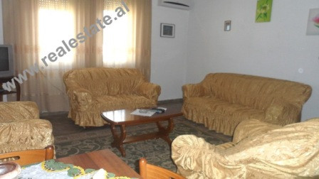 One bedroom apartment for rent close to Economic University of Tirana. The apartment is in quiet ar