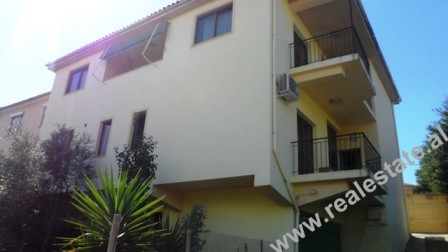 Two storey villa for rent in Elbasanit Street in Tirana.