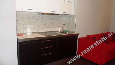 Apartament 1+1 modern ne shitje ne Bulevardin Gjergj Fishta ne Tirane.  Kjo prone ju ofrohet ne sh