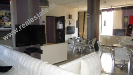 Coffee bar for rent in Tirana.