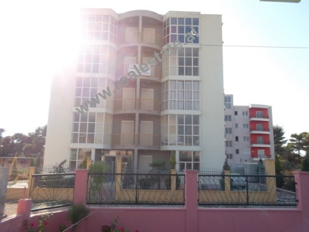 Five storey building for sale in Mali i Robit area in Durres.