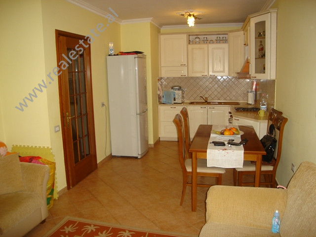 Apartment for rent in Komuna e Parisit Street in Tirana.