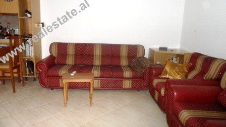 Two bedroom apartment for rent in Muhamet Gjollesha Street in Tirana.