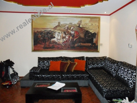 One bedroom apartment for rent in 21 Dhjetori Area in Tirana.