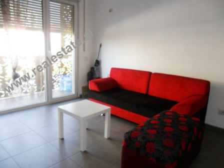 Two bedroom apartment for rent in Karl Topia Square in Tirana.
