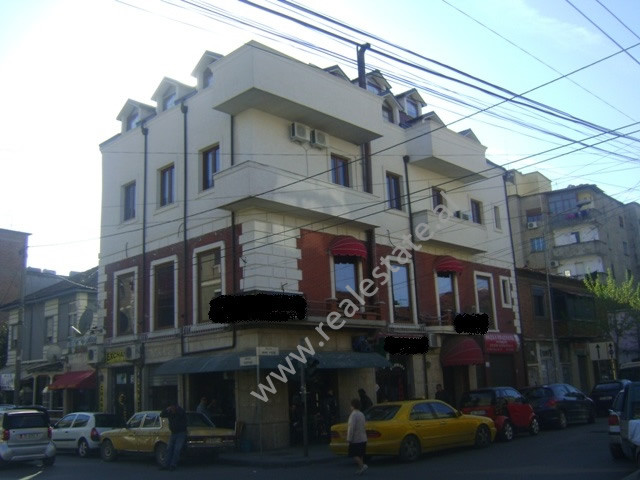 Five –floor building for sale in the center of Tirana City.