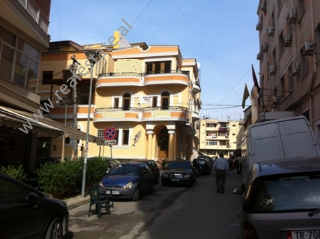 Villa for rent for office in Reshit Collaku Street in Tirana. The villa is very close to Myslym Shy