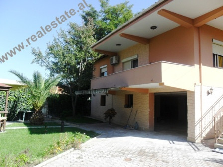 Two storey villa for rent close to Teodor Keko Street in Tirana.