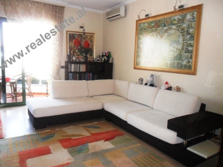 Two bedroom apartment for rent close to Deshmoret e Kombit Boulevard in Tirana. This apartment is l