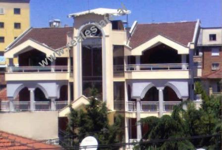 Four storey villa for rent close to Zhan D'Ark Boulevard in Tirana.