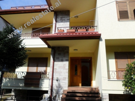 Four storey villa for rent in Selite area in Tirana.