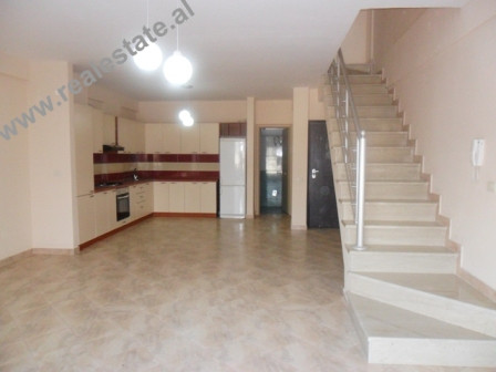 Three bedroom apartment for rent in Kodra Diellit Residence in Tirana.