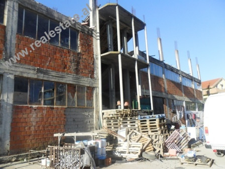 Warehouse for rent in Eshref Frasheri Street in Tirana.