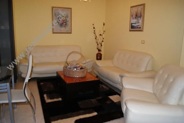 Apartment for sale in Bajram Curri Boulevard in Tirana. The apartment is situated close to Koco Glos