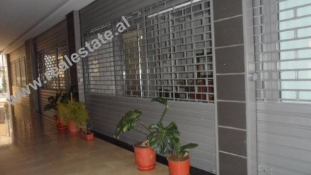 Store space for rent close to Kavajes street in Tirana. The business space is situated on the first