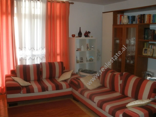 Two bedroom apartment for sale close to Artificial Lake of Tirana. The flat is situated on the 3rd f