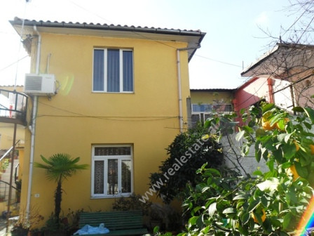 Two storey villa for rent in Bajram Curri Boulevard in Tirana. The villa has 300 m2 of surface, wher
