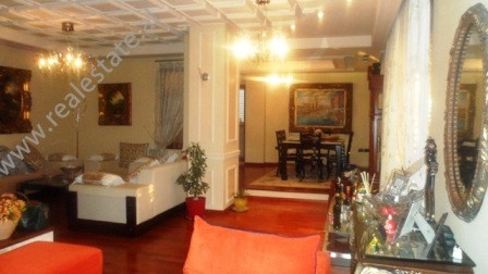Three bedroom apartment for rent in the center of Tirana.