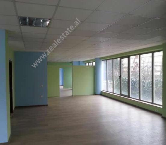 Office space for rent in Dibres Street in Tirana.