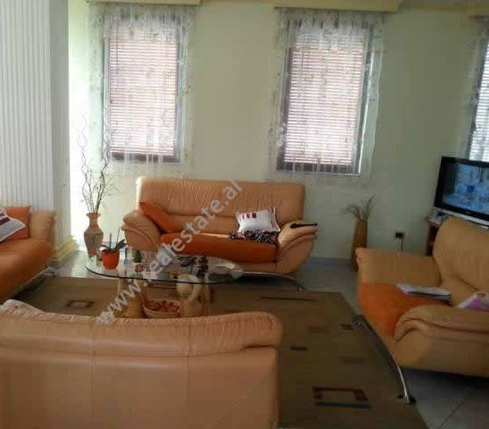 Three bedroom apartment for rent in Dibres Street in Tirana.