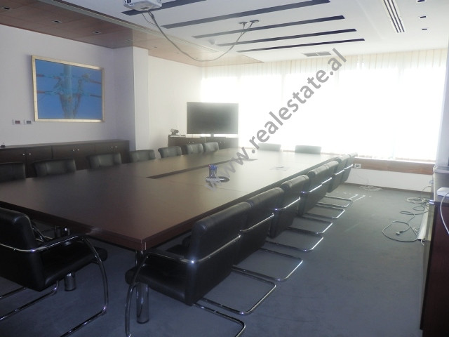 Office space for rent in Abdyl Frasheri Street in Tirana.