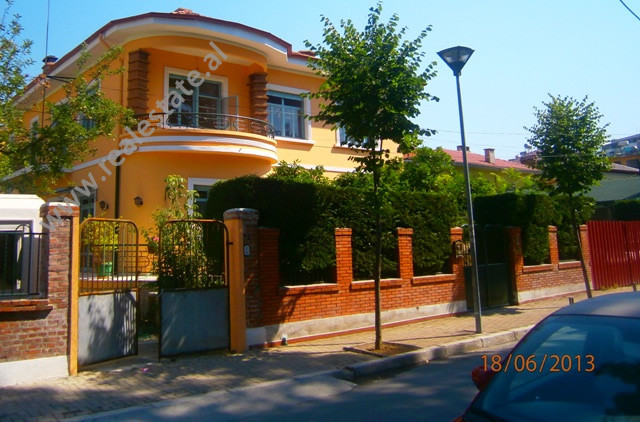 Office space for rent in Jul Variboba Street in Tirana.