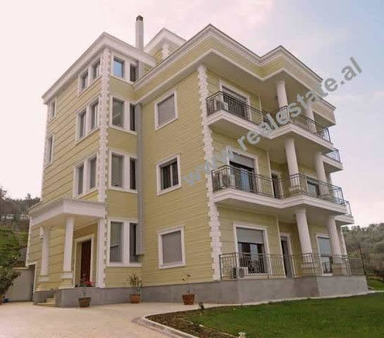 4-Storey Villa for rent in Mjull Bathore area in Tirana.