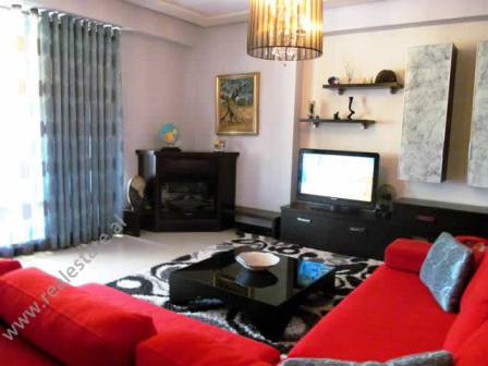 Three bedroom apartment for rent close to Globe Center in Tirana.