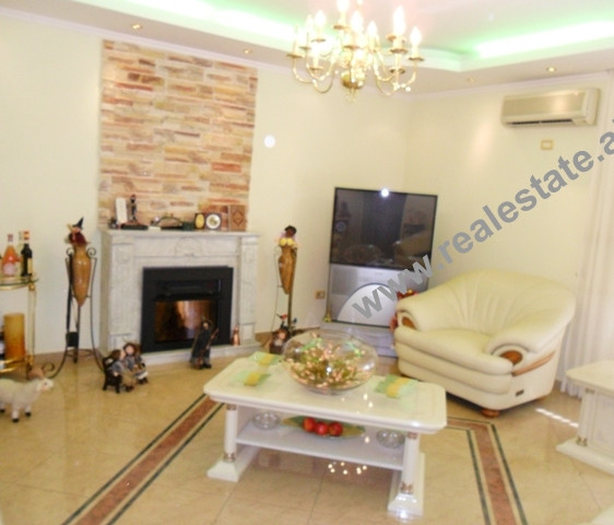 Three bedroom apartment for sale in Cameria Street in Tirana.