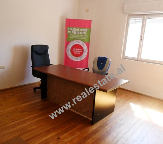 Apartment for office for rent in 28 - Nentori Street in Tirana.