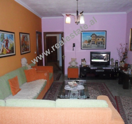 Three bedroom apartment for rent in Petro Nini Luarasi Street in Tirana.