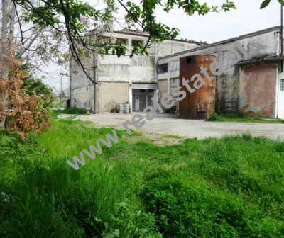 Land for sale in Xhemal Sheh Abazi Street in Tirana, Albania.