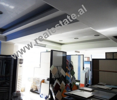 Office space for rent in Dritan Hoxha Street in Tirana.