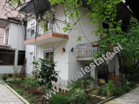 Two Storey Villa for rent in Barrikada Street in Tirana.