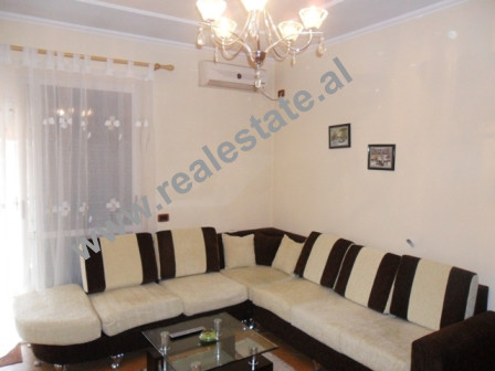 One bedroom apartment for rent in Dritan Hoxha Street in Tirana.
