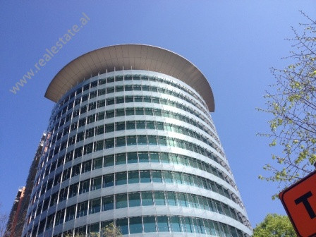Office space for rent in Bajram Curri Boulevard in Tirana.