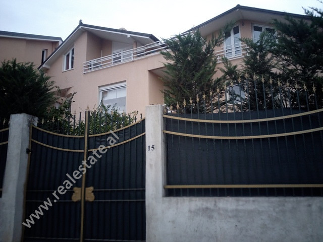 Duplex apartment for rent , part of a four storey villa in Ali Visha Street.