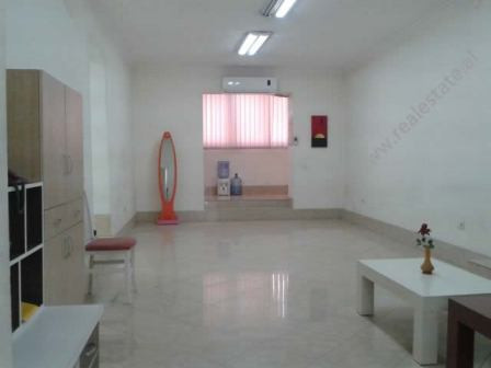 Business space for rent in Myslym Shyri Street in Tirana. The store is located in one of the most p