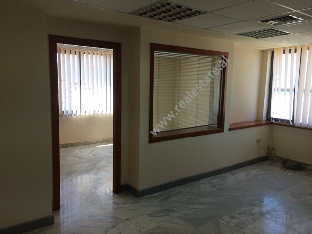 Office space for sale in the center of Tirana.The office is situated on the 9th floor in a new build
