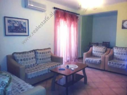 One bedroom apartment for rent in Elbasani street in Tirana. The flat is situated on the 5th floor