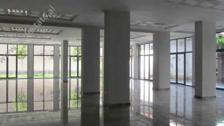 Office space for rent in Tafaj Street in Tirana.