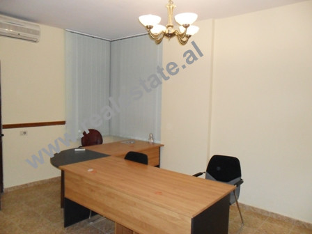 Two bedroom apartment for office for rent close to Zogu I Boulevard in Tirana.