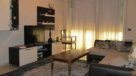 Two bedroom apartment for rent close to the Park of Tirana.
