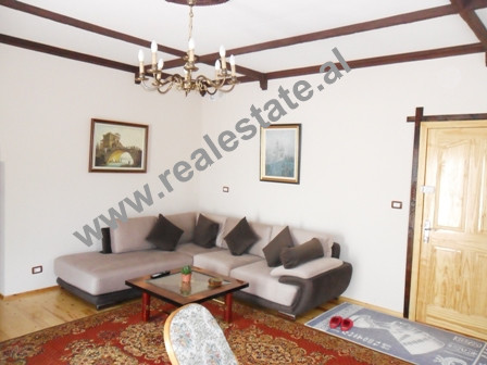 One bedroom apartment for rent near Peti Street in Tirana. The apartment is situated on the first f