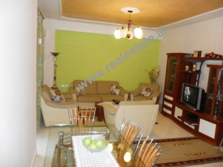 Two bedroom apartment for sale in Dibra Street in Tirana.
