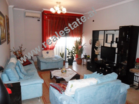 Two bedroom apartment for rent in Hoxha Tahsim Street in Tirana.