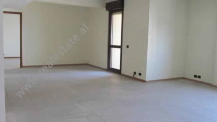 Office space for rent in Abdi Toptani Street in Tirana.